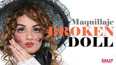 Maquillaje Broken Doll Paso a Paso