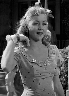 Gloria Grahame in Its a Wonderful Life 1946.