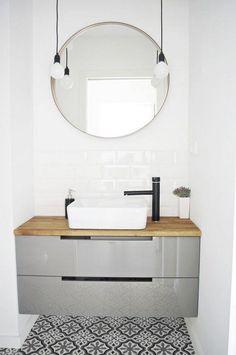 21 Interiors Featuring Round Mirror