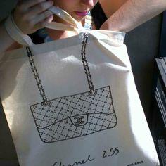 Diy bag, love the idea