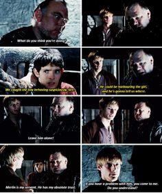 It kinda stinks that he WAS harboring Freya, but I still loved this scene!