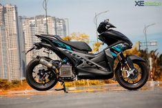 Yamaha NVX 155 độ monoshock độc đáo hàng đầu tại Việt Nam   Xe độ   Xe & Đời sống Aerox 155 Yamaha, Yamaha Scooter, Honda Motorcycles, Street Bikes, Sport Bikes, Custom Bikes, Ducati, Racing, Vehicles