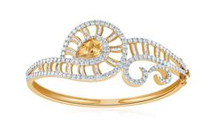 Elegant bangle from our Fiona Collection