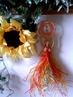 Litha Corn Dolly Goddess . Handmade by Rowan Duxbury. Learn how to make your own corn dolly goddesses- visit me - positivelypagan - on Etsy!