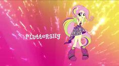 My little pony Rainbow Rocks, Equestrian Girls, Kids Shows, My Little Pony Friendship, Twilight Sparkle, Fluttershy, Hatsune Miku, Princess Peach, Magic