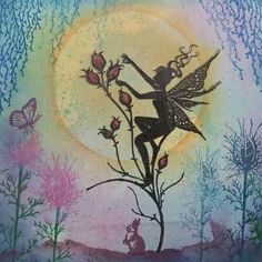 Distress Oxides, Distress Ink, Lavinia Stamps, Brusho, Am In Love, Sell On Etsy, Types Of Art, I Am Happy, Fairies