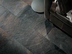 Revestimiento de pared/suelo de gres porcelánico imitación piedra EBB by Grestec Tiles