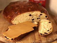 Julekake med rosin og sukat – Henriettes matblogg Norwegian Food, Norwegian Recipes, Cheesecakes, Sweet Treats, Food And Drink, Sweets, Cookies, Baking, Backen