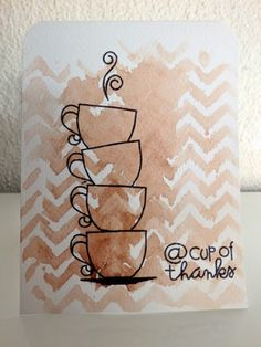 Paper Smooches: Sunday Recap 5.24  like this background technique
