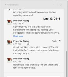 reply to me on Running from Chaos 2 of 2  i never did watch that narc web video.
