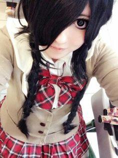 Yonaka cosplay *.* awesome