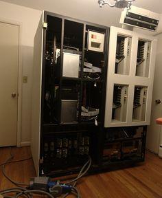 IBM 3480 Tape Library
