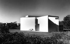 Richard Meier - Hoffman House, East Hampton, New York, USA, 1966-1967.