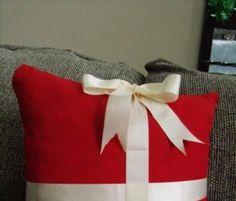 Cuscini natalizi fatti a mano