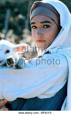 OLIVIA HUSSEY JESUS OF NAZARETH (1977) - Stock Image
