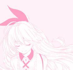 Manga Girl, Manga Anime, Sad Anime Girl, Anime Art, Anime Girls, Pink Aesthetic, Aesthetic Anime, Yandere, Manga Rosa Pink