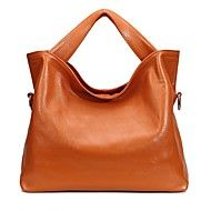 Paste® Women's Classic Simple Genuine Leather Tot... – USD $ 35.20