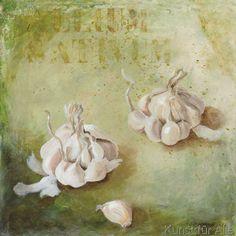 Maritta Haggenmacher - Allium Sativum