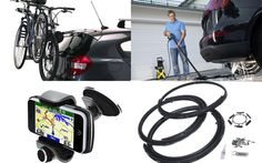 Make the most of your motor by investing in one of the Telegraph's top 10 car accessories.