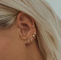 Bijoux Piercing Septum, Piercing Tragus, Small Nose Piercing, Triple Lobe Piercing, Flat Piercing, Forward Helix Piercing, Ear Jewelry, Cute Jewelry, Body Jewelry