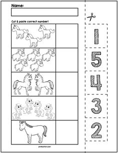 Teach counting skills with lions! Great for teaching counting skills and number recognition for numbers No prep and great for math centers! School Worksheets, Worksheets For Kids, Numbers Preschool, Preschool Activities, Quotes For Students, Quotes For Kids, Learning Activities, Teacher Resources, Math Lesson Plans