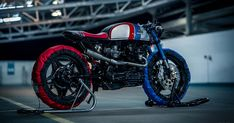 National Custom Tech might just have built the best looking Honda CX500 cafe racer yet. Amazing work from Austria's finest crew of bike builders.