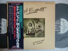 PROMO WHITE LABEL / SYD BARRETT THE MADCAP LAUGHS / 2LP WITH OBI. Join the Laughing Madcaps - the Syd Barrett Facebook Group to see and discuss anything/everything Syd and early Pink Floyd. This is THE oldest Syd Barrett group in the world having been around since 1998. This group put out the definitive CD set of unreleased Syd: Have You Got It Yet? We have the world's largest Archive of images too! Click: https://www.facebook.com/groups/laughingmadcaps