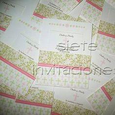 Invitaciones personalizadas para Primera Comunión, Bautismo, Baby Shower, Despedida de Soltera, Cumpleaños desde Q4 con tu Paquete TODO incluido.   @labarradulce  www.labarradulce.com Tel. 5899-1413 & 5504-9393 de 10:00 a 19:30h. L-V  #labarradulce #Guatemala #sieteinvitaciones #primeracomunion #firstcommunion #baptism #bautizo #Bautismo #christening #invitacion #invitaciones #invitations #personalcards #partyinvitations #custominvitations #tbts #throwback #instatbt # - La Barra Dulce Guatem...