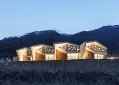 Image 1 of 21 from gallery of Interlaced Folding  / HG-Architecture + UIA architectural firm. Photograph by Kyungsub Shin