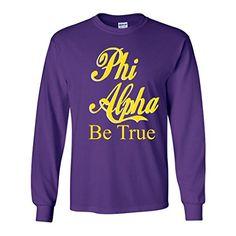 Sigma Alpha Epsilon Phi Alpha Be True Long Sleeve Shirt (Medium) VictoryStore http://www.amazon.com/dp/B00VSDIILQ/ref=cm_sw_r_pi_dp_JhvOwb10C70J8