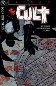 Batman: The Cult (1988-1988) #1 by Jim Starlin & Bernie Wrightson - Digitall Media Jim Starlin, Bernie Wrightson, Believe, Batman, Comic Covers, Dc Comics, Darth Vader, Artist, Ebooks