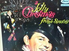 Frank Sinatra A Jolly Christmas from Frank Sinatra Vinyl Record Album 33 rpm LP Capitol Records 1957 Original Mono Gray Label W 894 (M) https://www.etsy.com/listing/207888696/frank-sinatra-a-jolly-christmas-from?ref=shop_home_active_1