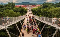 If you're heading to Jamboree at the Summit Bechtel Family National Scout Reserve, here are the top five things to do in the coming weeks: Fundraiser Crafts, Scout Camping, Scouting, Boy Scouts, Brooklyn Bridge, West Virginia, Just Go, Stuff To Do, Things To Do