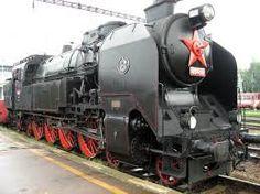 Výsledek obrázku pro parní lokomotivy Steam Locomotive, Vehicles, The World, Montages, Parking Lot, Fotografia, Trains, Pictures, Vehicle