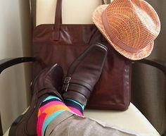 Kenneth Cole double-strap shoes & Latico leather bag - Tumblr #menstyle #menswear #menscouture #mensfashion #instafashion #fashion #hautecouture #sartorial #sprezzatura #style #dapper #dapperstyle #pocketsquare