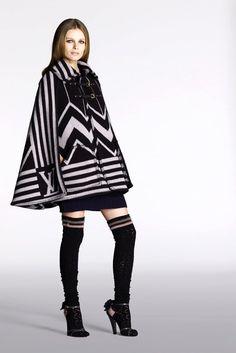 Louis Vuitton cape