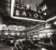 Savoy Grill by GR