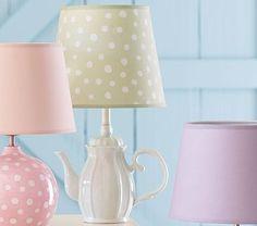 teapot lamp instructions