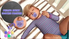 The Sims 4 Mody: Smoczki dla maluchów od Miquel Creations The Sims 4 Pc, Sims 2, Sims Four, Toddler Cc Sims 4, Sims 4 Toddler Clothes, Sims 4 Cc Kids Clothing, Sims 4 Mods, The Sims 4 Bebes, Muebles Sims 4 Cc