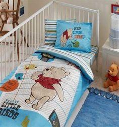 Комплект постельного белья для младенцев Тас WINNIE NEW FRIENDS