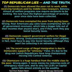 #VoteOutGOP...............Stop The Lies.