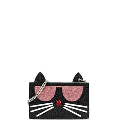 Are you looking for Karl Lagerfeld women's K/KOCKTAIL MINAUDIERE? Discover all the details on Karl.com. Fast delivery and secure payment.