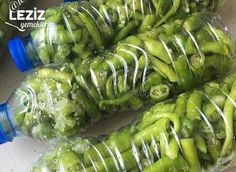 Tekmetokat Pickles - My Delicious Food, Appetizer Recipes, Dinner Recipes, Appetizers, Food Design, New Cake, Turkish Recipes, Kitchen Recipes, Diet And Nutrition, Pickles