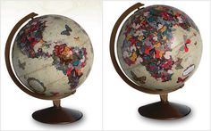 coolest globes ever!