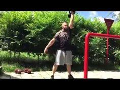 Grappler workout