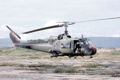116th Assault Helicopter Company Stinger gunship ready to make trouble