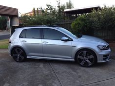 Another silver R! Volkswagen Golf, Cars, Silver, Car, Autos, Vehicles, Automobile