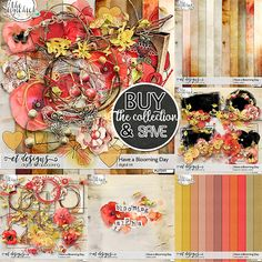 <p> Have a Blooming Day Collection</p>