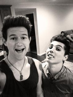 ricky dillon sam pottorff o2l our second life trevor moran