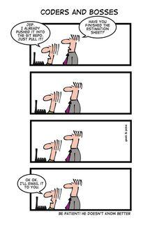 Coders & Bosses
